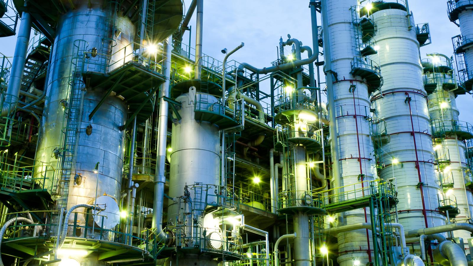 Hallen & Industrie